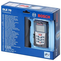 Bosch-DLE-70-Test